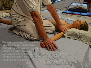 Thai Yoga Therapeutic Day Treatment Protocols Work